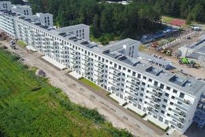 04 Sanierungsprojekt Prora, Block 1 auf der Insel Rügen