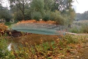 05 Fußgängerbrücke aus biobasierten Faserverbundwerkstoffen in Eindhoven