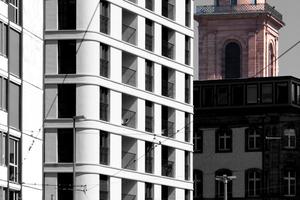 Die Paulskirche in Frankfurt a.M.: Denkmal und – gegenüber der Neuen Altstadt – ein authentischer Ort