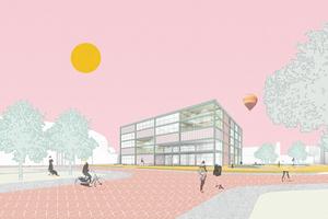"""Das ausgezeichnete Projekte: """"THINKING INSIDE THE BOX"""" von David Freeman, Bachelorabsolvent an der Fachrichtung Architektur der Fachhochschule Erfurt"""
