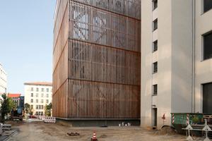 In diesem Kontext vorbildlich: Ernst Busch Hochschule Berlin von Ortner & Ortner