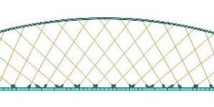 07 Das Modell zeigt die Verteilung der Carbonhänger