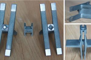 05 3D-gedruckter Knoten aus Titan