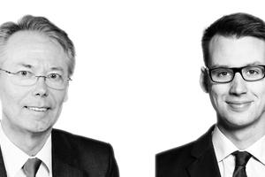 Axel Wunschel (links) und Jochen Mittenzwey sind Rechtsanwälte bei Wollmann & Partner Rechtsanwälte mbB, Berlin, www.wollmann.de