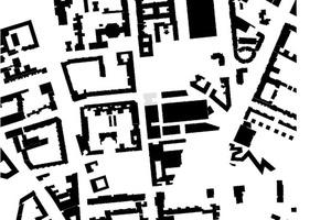 Lageplan, M 1:10000