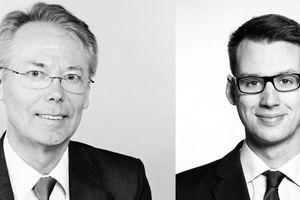Die Autoren: Axel Wunschel (links) und Jochen Mittenzwey Rechtsanwälte, Wollmann &amp; Partner Rechtsanwälte mbB, Berlin<br />