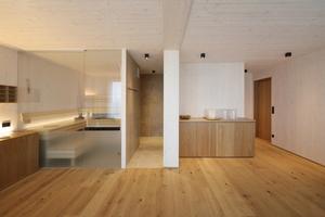 Der Wellnessbereich mit Sauna und Ruheliegen