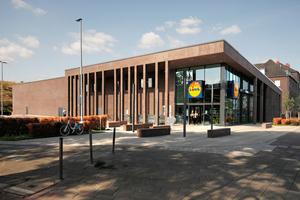 Lidl in Köln Buchforst, ein Bau von meyerschmitzmorkramer