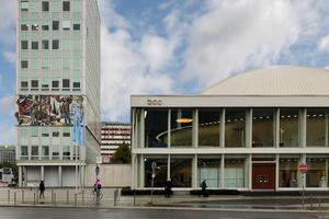 Nobler Veranstaltungsort Deutscher Architektentag 2019: das BCC mit DDR-Geschichte