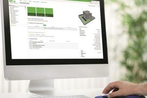 Virtuelle Projekträume stellen Projektdaten online bereit und vereinfachen so das kooperative Planen und Bauen