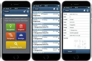 Für den Mobilzugriff per Smartphone oder Tablet sind PKMS entsprechend optimiert