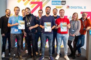 Eines der Highlights der ersten digitalBAU: die Verleihung des digitalBAU Startup Awards. Bereits mit einer Wildcard für das Finale qualifiziert sind Incept 3D, Lumoview und Zedach Digital
