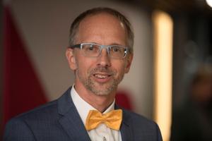 Andreas Wohlfarth wurde als neuer Präsident der Architektenkammer Sachsen gewählt.