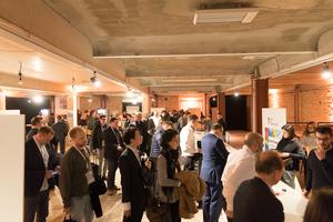 Rund 830 Besucher kamen auf die Startup-Messe der Baubranche
