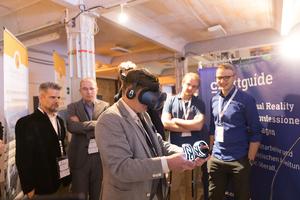 craftguide präsentiert VR für den Handwerksbetrieb auf der Tech-In-Construction