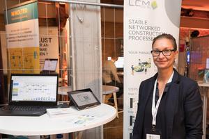 LCM Digital stellt sich vor, eine Plattform zum Informationsaustausch aller Akteure auf der Baustelle
