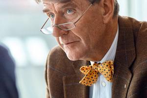 Univ.-Prof. Christoph M. Achammer ist CEO von ATP architekten ingenieure und lehrt Integrale Bauplanung und Industriebau an der TU Wien am Institut für interdisziplinäres Bauprozessmanagement. www.atp.ag