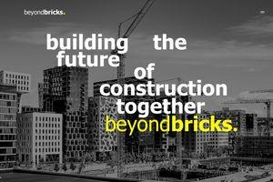 Das eine baut auf das andere: beyondbricks und Bundesverband Digitales Bauwesen