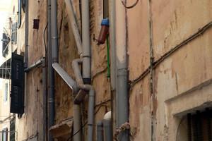 07 Improvisierte Wasserableitung