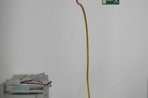 08 improvisierte Sanitärinstallation