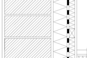 03 Innendämmung: Hier wird die Luftdichtung i.d.R. raumseitig der neuen Dämmschicht angeordnet.Bei kapilaraktiven Dämmplatten kommt Putz als Luftdichtung zum Einsatz, bei Vorsatzschalen mit Zwischendämmung sind feuchtevariable Dampfbremsbahnen empfehlenswert