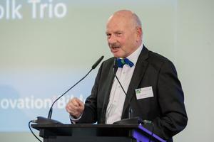 BAKA-Urgestein: Ulrich Zink, Vorstandsvorsitzender des BAKA