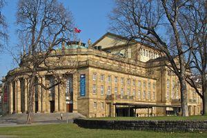 Soll auf den Stand gebracht werden für 1,2 Mrd. €: das Staatstheater Stuttgart