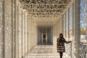 Das Meghalitic Museum von CVDB arquitectos in Mora, Portugal, wird unteranderem in den Vorträgen thematisiert.
