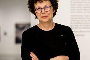 Dr. Annemarie Jaeggi, Direktorin des Bauhaus-Archiv/Museum für Gestaltung