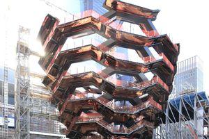 """<irspacing style=""""letter-spacing: 0em;"""">Mit dabei: Heatherwick Studio, London, die die """"Vessel"""" genannte</irspacing> Stahlkonstruktion in New York entwarfen"""