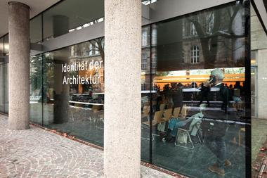 Dritte Tagung 2019: Funktion. Blick auf das Foyer des Reiffmuseums