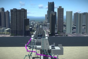 Der Digitale Zwilling ermöglicht es Planern, digital zu optimieren und Szenarien zu entwerfen