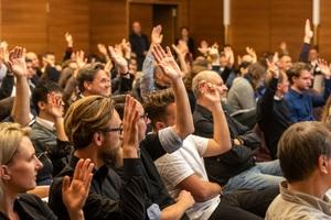 Die Entwicklung von Positionen durch eine stetig vorangetriebene, moderierte und breite Meinungsbildung fördert den Konsens