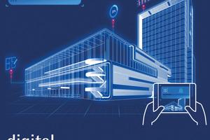 Planen, Bauen, Betreiben – die Digitalisierung der Baubranche schreitet voran