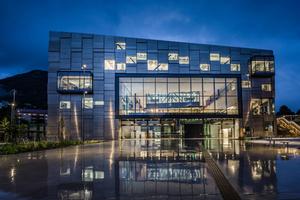 Snøhetta-Projekt:<br />KHIB. Bergen<br />National Academy of<br />Arts and Design