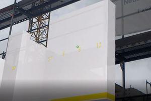 Die Hololens lässt das Geplante auf der Baustelle vor Umsetzung sichtbar werden