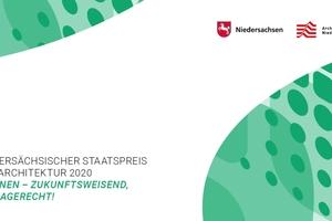 Die Bewerbung erfolgt  im Online-Verfahren. Näheres dazu finden Sie im Online-Teilnahmebereich unter www.staatspreis-architektur.de