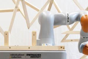 Hauptziel des Masterstudiengangs Construction Robotics ist die Entwicklung und Nutzung von automatisierten Baumaschinen und Robotern als Grundlage für innovative Bauprozesse auf Baustellen