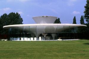 06 Hautartige Schale: Keramion Frechen/Köln, 1970. Neufert/Polónyi