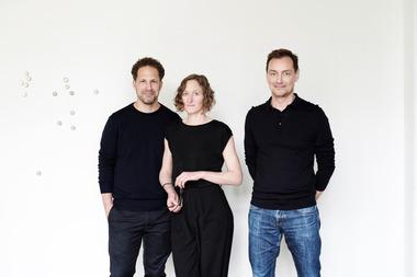 Birk Heilmeyer und Frenzel Architektenv.l.: Prof. Stephan Birk, Liza Heilmeyer, Martin Frenzelwww.bhundf.com