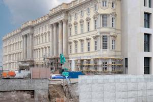 Wird teurer, wer hätte es gedacht: Schloss und Humboldt Forum, Berlin