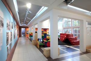 Ausstellungsansicht The Playground Project im DAM