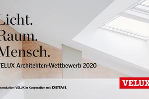 Velux lobt auch 2020 seinen Architekten-Wettbewerb aus. Einreichungen sind bis zum 23. März möglich