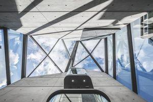 Preisträger Auszeichnung guter Bauten Düsseldorf 2017: Galerie Café Kapuzinergasse, Düsseldorf, Architekt: Corneille Uedingslohmann Architekten, Köln