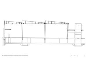 Schnitt Dach Detail<br />