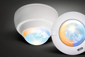 Die HCL-Präsenzmelder bringen das Tageslicht in Innenräume