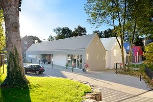Kindertagesstätte St. Ludgerus, Essen Architektur: Eickelkamp + Rebbelmund Architekten, Essen