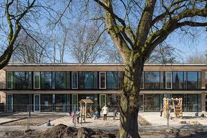 Kita Uppenberg, Münster Architektur: Burhoff und Burhoff Architekten, Münster