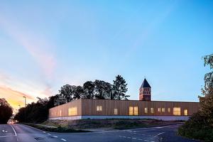 Familienzentrum Hippolytusgarten, Troisdorf Architektur: Atelier Brückner, Stuttgart; Landschaftsarchitektur: Jens Backhaus, Dillenburg