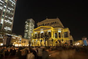 Luminale 2018: Alte Oper, changing times